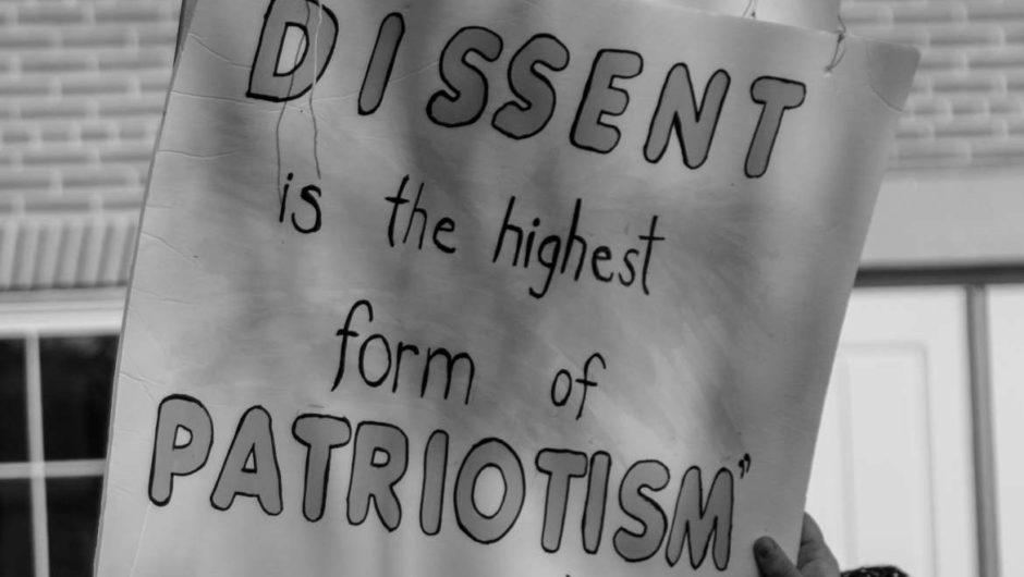 La dissidence: une histoire de transformations américaines